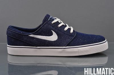 Cena hurtowa kupować autentyczna jakość Nike SB Zoom Stefan Janoski 44-45 - Buty Granatowe ...