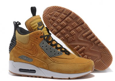 official zimowe nike air max 90 sneakerboot f6a82 8b239