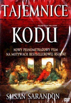 TAJEMNICE KODU [DVD]