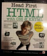 Head First HTML with CSS & XHTML, ed. polska