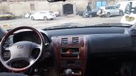 Konsola deska rozdzielcza Hyundai Teracan komplet