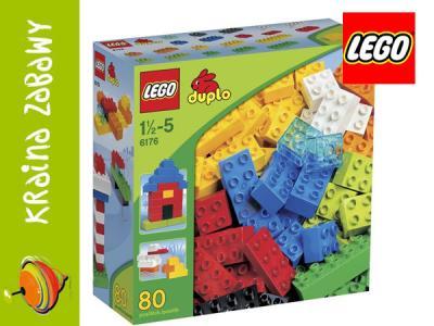 Lego Duplo Zestaw Podstawowy Deluxe 6176 3901584118 Oficjalne