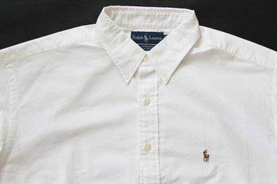 9e7d71e80 RALPH LAUREN koszula męska biała XXL - 6367795274 - oficjalne ...