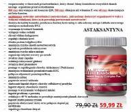 ASTAKSANTYNA Oriflame - najsilniejszy antyoksydant