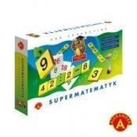 Gra - Supermatematyk ALEX
