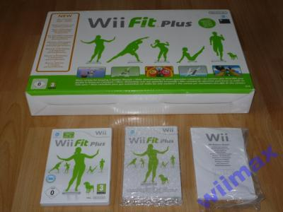 Zestaw Balance Board Wii Fit Plus Deska
