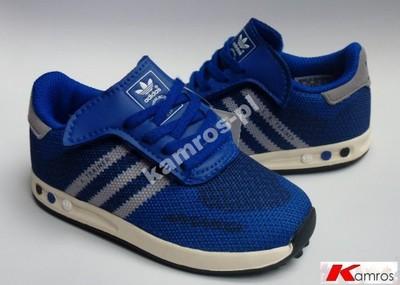 adidas Nowe buty dziecięce adidas LA TRAINER 22