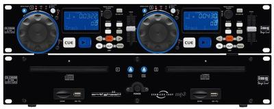 Podwójny odtwarzacz CD/MP3 z interfejsem USB  IMG
