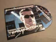 Terminator 2 Dzień sądu Schwarzenegger dvd