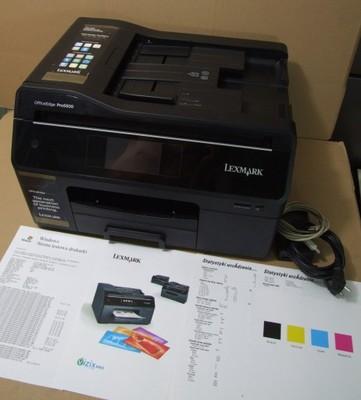 Lexmark OfficeEdge Pro5500 ORYG tusze kable ZOBACZ