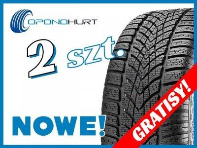 2x Dunlop SP Winter Sport 4D 255/55R18 109H MFS