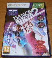 DANCE CENTRAL 2 PL Xbox 360