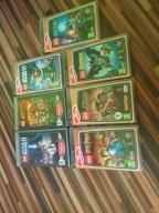 7 GIER Z SERI LEGO PIRACI BATMAN POTTER STAR PSP