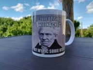 Kubek Schopenhauera - dowolny tekst