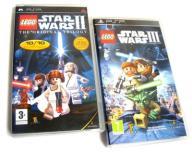 SONY PSP 2 GRY Z SERII LEGO STAR WARS Clone Wars