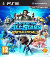 PLAYSTATION ALL-STARS BATTLE ROYALE PL DUBBING PS3