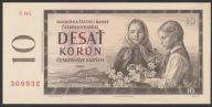 CSRS (Czechosłowacja) - 10 koron - 1960 - stan UNC