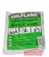 Folia malarska 4x5m cienka