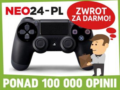 KONTROLER PAD DO SONY PS4 DualShock 4 czarny HIT!