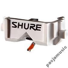 SHURE N44-7Z wkładka gramofonowa scratch - PASJA