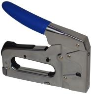 Zszywacz Ręczny Metalowy 2w1 Zszywki Gwoździe BCM