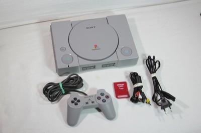 Sony Playstation PSX  SCPH-5502 Przerobiona