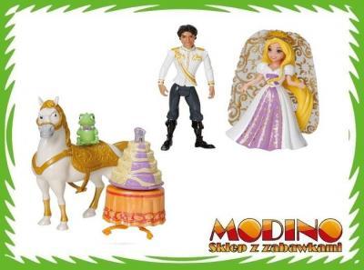 Wesele ślub Roszpunki Disney X5113 Mattel 4381029549 Oficjalne