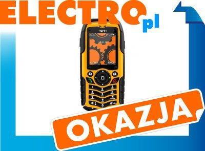 Telefon OVERMAX Vertis Kern Pomarańczowy