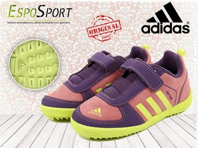 Buty dziecięce Adidas DAROGA LEA CF I B27269 R