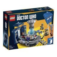 LEGO IDEAS 21304 DOCTOR WHO BBC NOWE