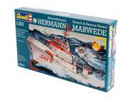Model do sklejania REVELL Hermann Marwede DGzRS