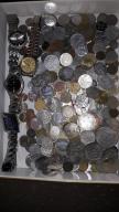 Monety polskie i zagraniczne oraz zegarki
