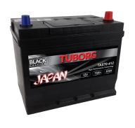 AKUMULATOR TUBORG JAPAN 70AH 630A P+