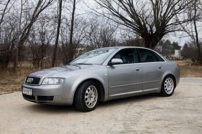Audi A4 B6 24 V6 Sline Lpg Okazja At At 6740388703 Oficjalne