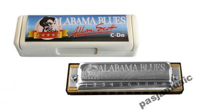 Harmonijka Hohner 502/20 Alabama Blues C