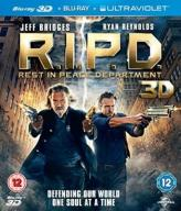R.I.P.D. Rest in Peace Department [Blu-ray 3D + Bl
