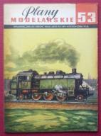 53 Plany Modelarskie, zestaw kolejowy