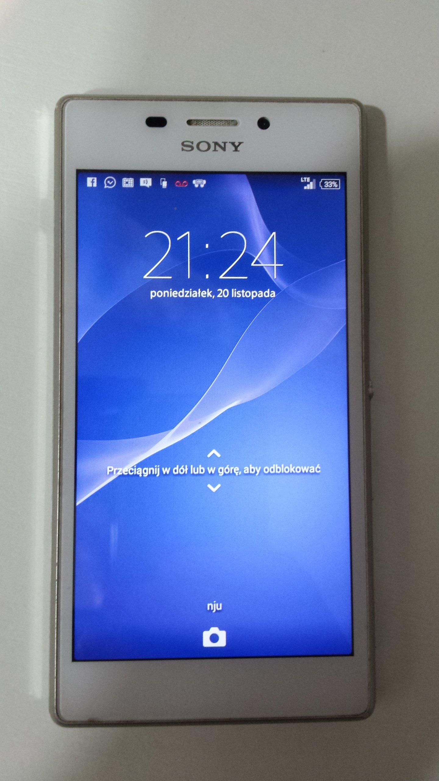 Telefon Sony Xperia M2 D2303 Simlock Brak 7056386863 Oficjalne Archiwum Allegro