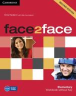 face2face 2ed Elementary Workbook