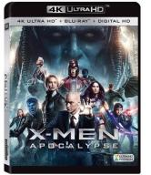 X-Men [Blu-ray 4K Ultra HD] Apocalyse [2016] HDR