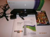 sensor Kinect XBOX360 Microsoft + gra i zasilacz