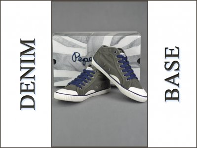 Trampki męskie Pepe Jeans Industry Stout 43