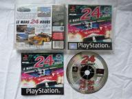 LE MANS 24 HOURS Gra PSX PS1 Playstation 1