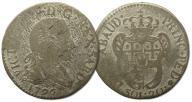 24.SARDYNIA, VIC.AMADEUSZ III, 20 SOLDI 1796