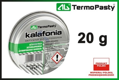 KALAFONIA AKTYWNA DO LUTOWANIA 20G AG TERMOPASTY