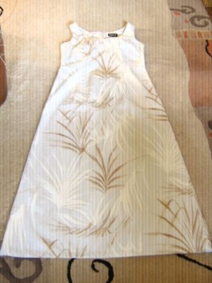 d799bd8957 nowa długa sukienka bawełna jo 42   44 + Monnari - 6801808374 ...
