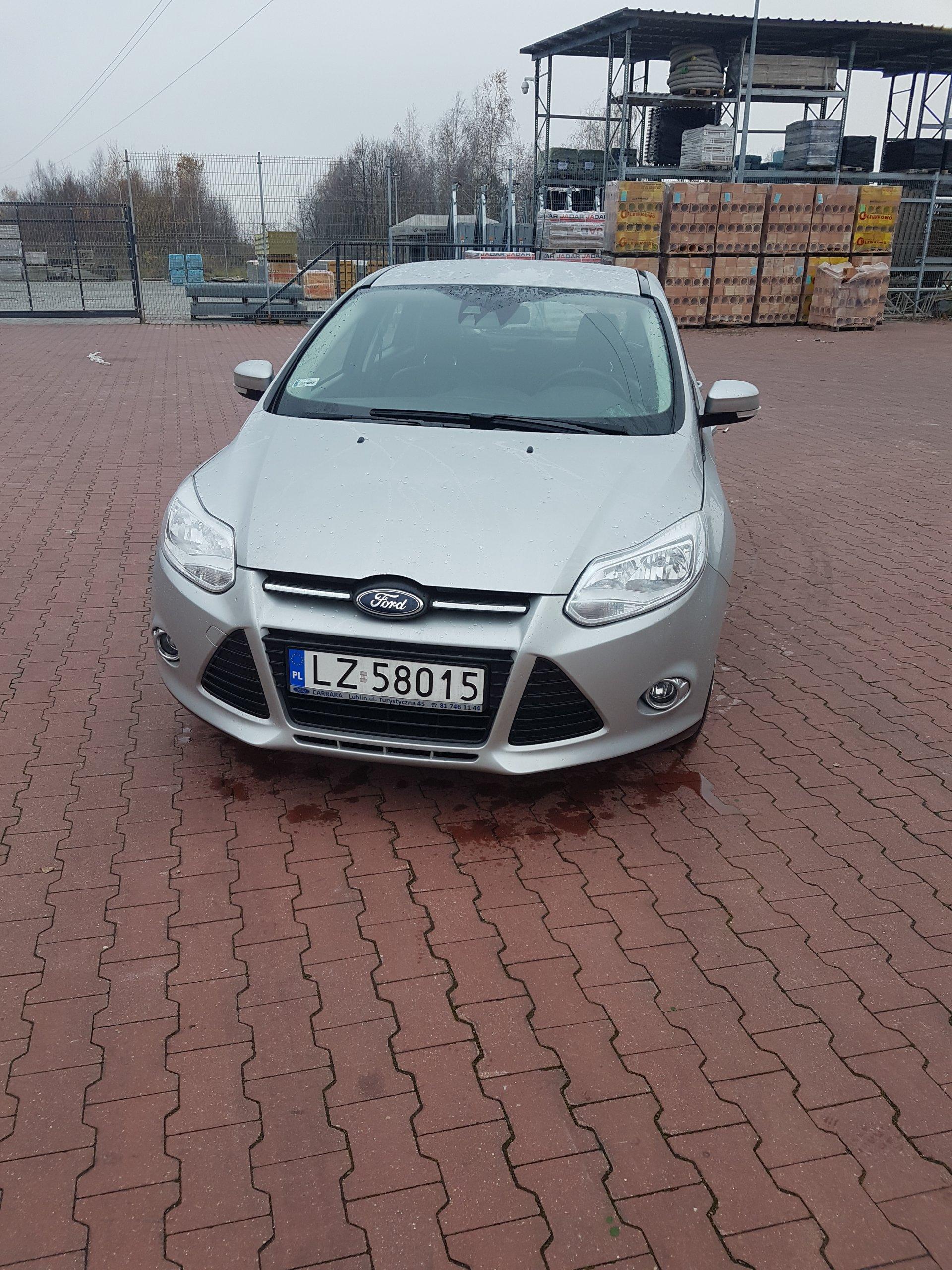 Ford Focus Mk3 2014r 1 6 Tdci Salon Polska 7051939270 Oficjalne Archiwum Allegro