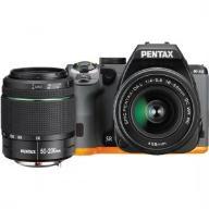 Pentax K-S2 body + 18-50mm + 50-200mm Wrocław