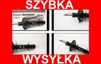 Amortyzatory AUDI A3, OCTAVIA VW GOLF IV PRZÓD GAZ