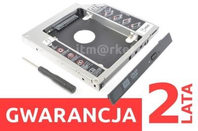 KIESZEŃ 2,5 CD DVD 9,5mm SATA  + ZAŚLEPKA - KB15